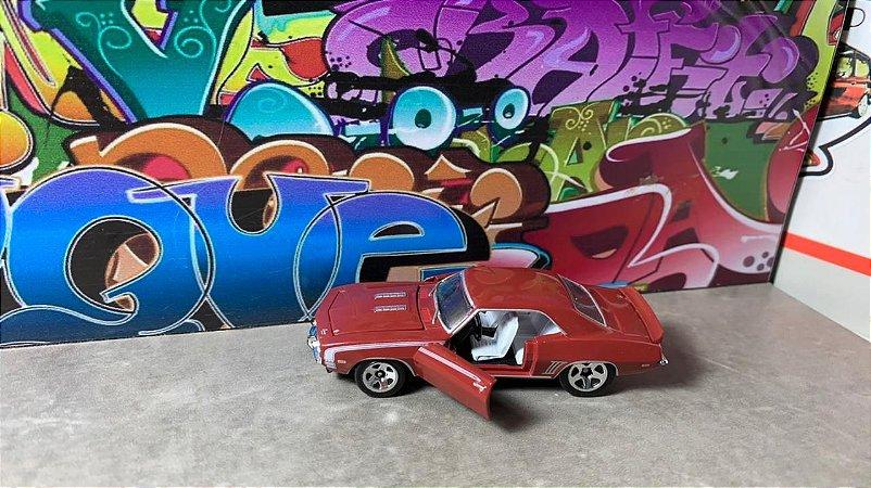 1969 Camaro - Rodas Hot Wheels
