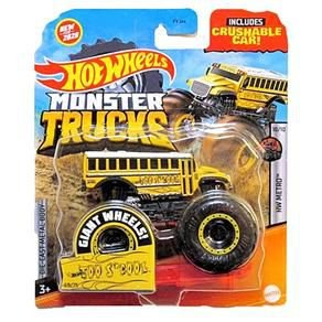 Bus Too S Cool - Monster Truck