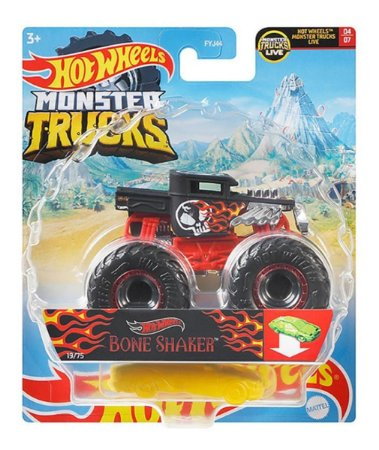 Bone Shaker - Monster Trucks - Gwk02
