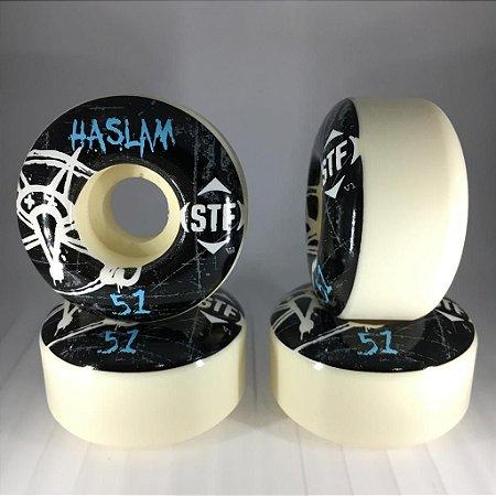 Rodas Bones STF 51mm V1 Haslam