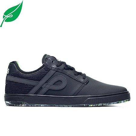 Tênis Ous Naccarato Black Green Camo OE