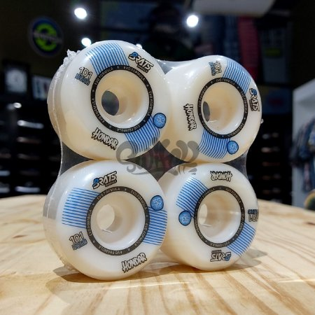 Rodas Para Skate Brats 53mm 101A