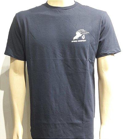 Camiseta Volcom Go Get Tiger Marinho