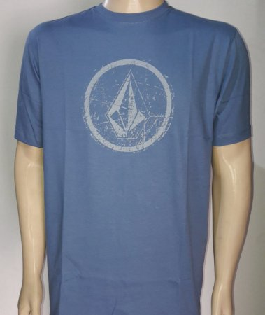 Camiseta Volcom Rampstone Azul
