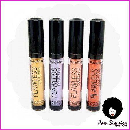 Corretivo Flawless Collection - Ruby Rose