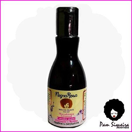 Mix de Óleos - Negra Rosa