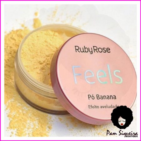 Pó Banana Feels - Ruby Rose