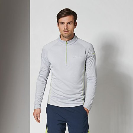 Camisa de manga comprida, coleção Sport
