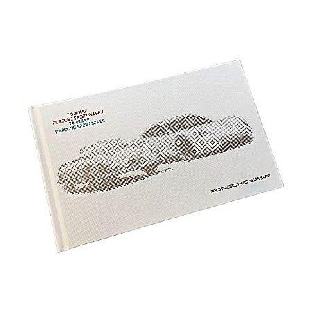 Livro70 Years of Porsche Sportscars, (Em inglês)