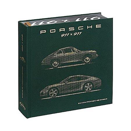Livro Museu Porsche 911 x 911