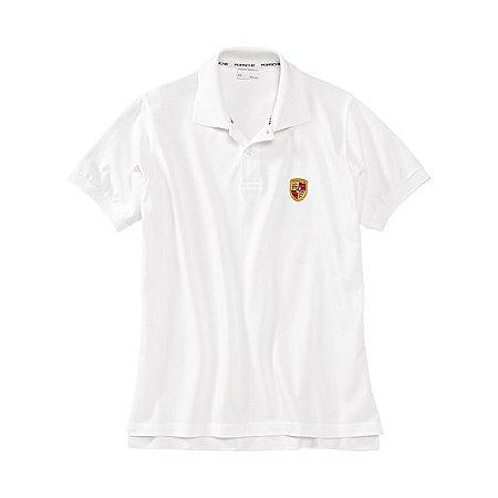 Camisa Polo Emblema Porsche