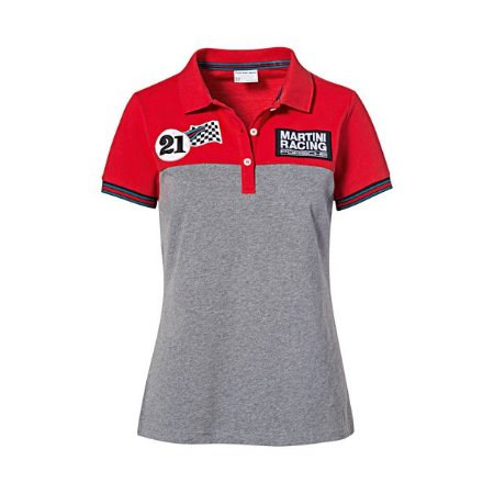 Camisa Polo Ladies Martini Racing