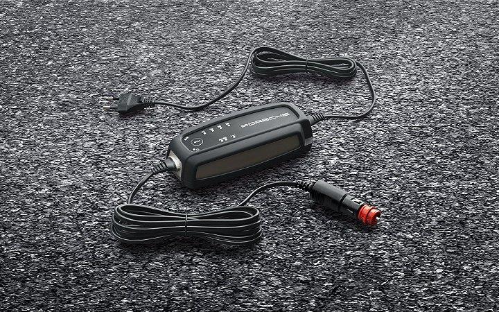 Carregador de bateria 5,0A - Porsche Charge-o-mat Pro