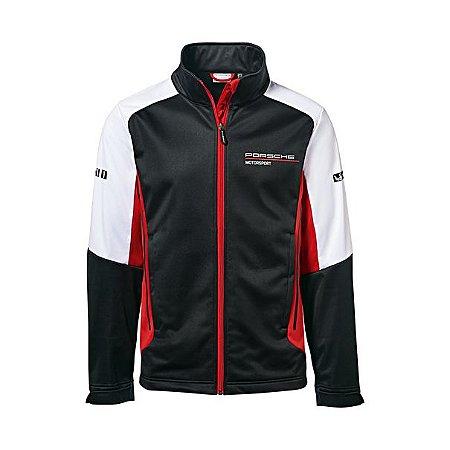 Jaqueta softshell , coleção Motorsport.
