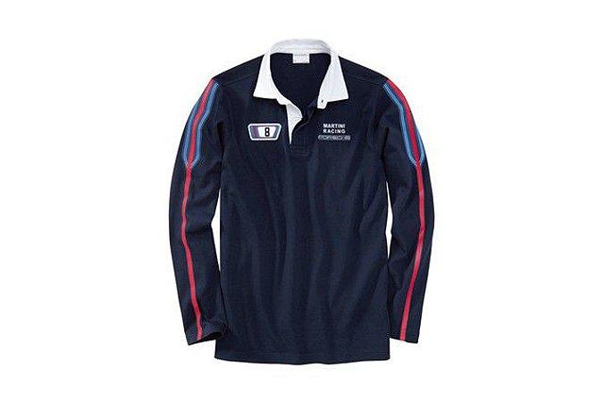 Camisa Rugby , coleção Martini