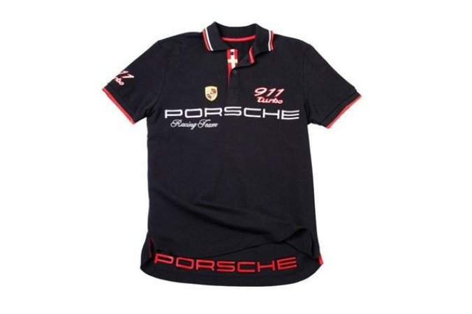 Camisa Polo, coleção 911