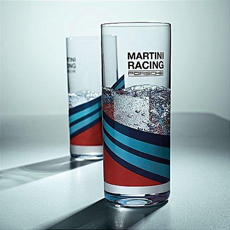 Conjunto de 2 copos long drink, MARTINI RACING
