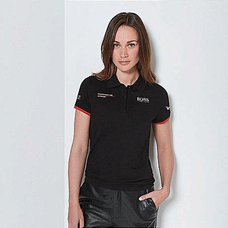 Camisa polo, ladies, coleção Hugo Boss