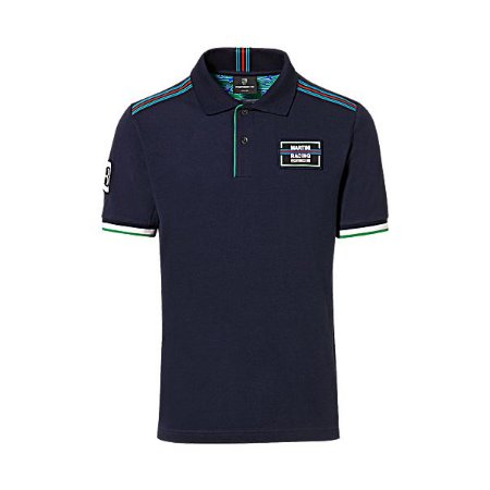Camisa Polo , Coleçao  Martini Racing