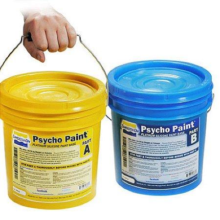 Psycho Paint - Base de Tinta de Platina de Silicone total 30gr *Smooth-On*