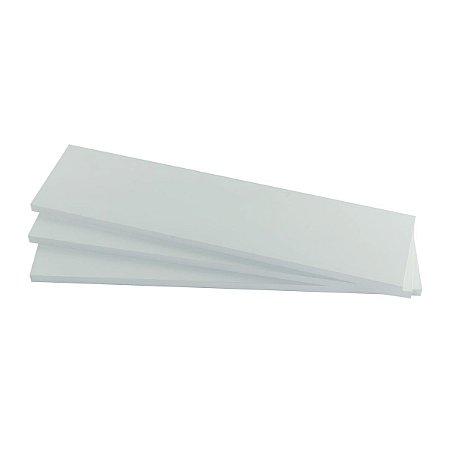 Kit 3 Prateleira Mdf Branco Suporte Invisível L=60 P=15 Branco TX