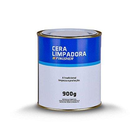 Cera Limpadora e Protetora de Carnaúba Finisher 900g