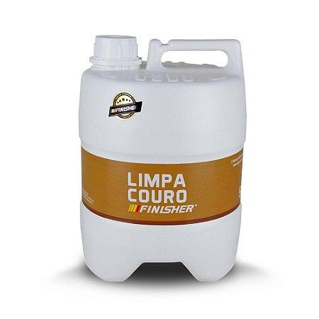 Limpa Couro Finisher  Removedor de Manchas - Galão de 5 Litros