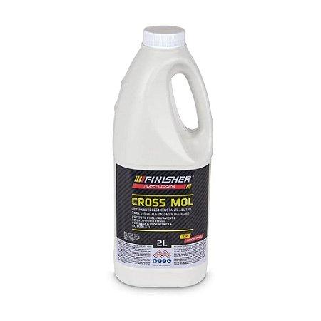 Cross Mol Detergente Neutro Desincrustante - Finisher 2 Litros