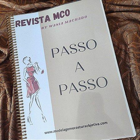 Revista - Passo a Passo MCO - IMPRESSÃO COLORIDA