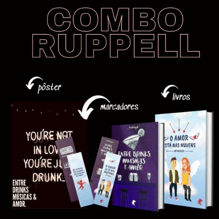 COMBO RUPPELL - ANTOLOGIAS 1 E 2