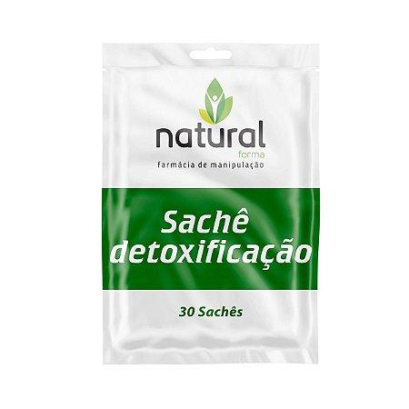 Sachê detoxificação