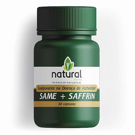 Same + Saffrin