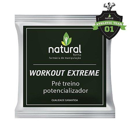 Pré Treino Workout Extreme ATHLETIC TEAM Edition®