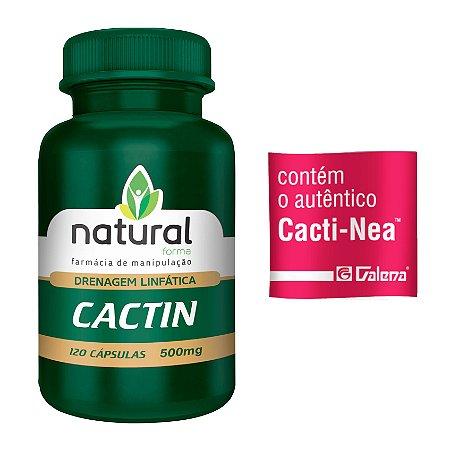 Cactin 500MG 120 Cápsulas