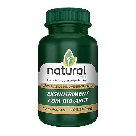 Exsynutriment 100MG com Bio-Arct 100MG 60 Cápsulas