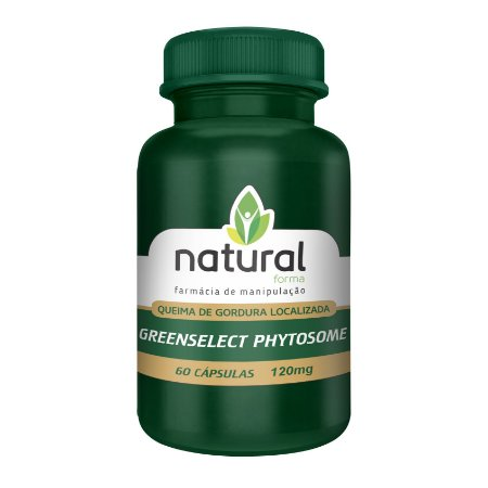 Greenselect Phytosome 120MG 60 Cápsulas