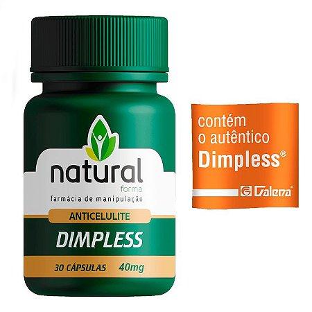 Dimpless 40MG 30 Cápsulas Anticelulite