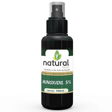 Minoxidil Turbinado 100ML