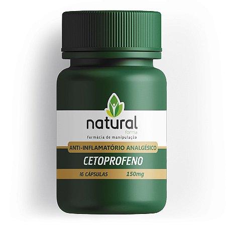 Cetoprofeno 150MG 16 Cápsulas