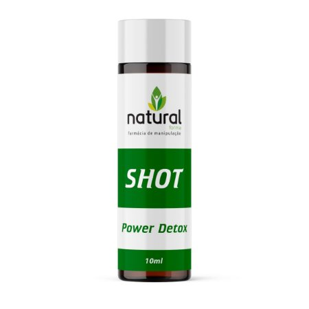 Shot Power Detox 30 Unidades