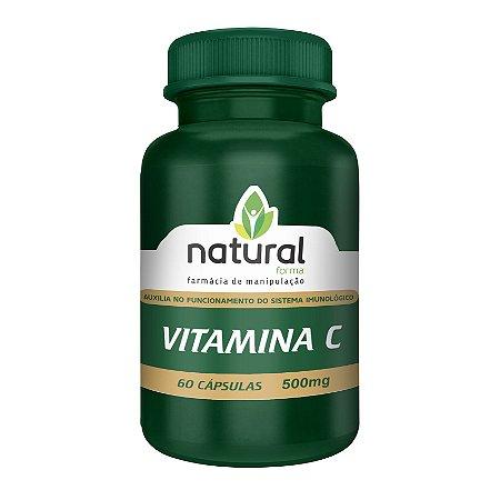 Vitamina C 500 MG 60 Cápsulas