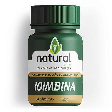 Ioimbina 5MG 30 Cápsulas