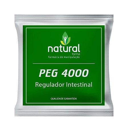PEG 4000- 10g - Saúde Intestinal para prisão de ventre