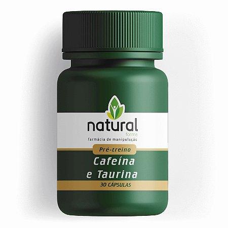 Cafeína + Taurina