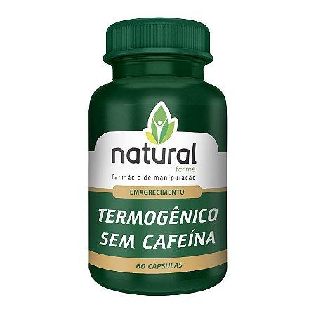 Termogênico sem Cafeína 60 Cápsulas