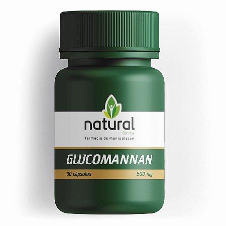 Glucomannan 500MG 30 Cápsulas
