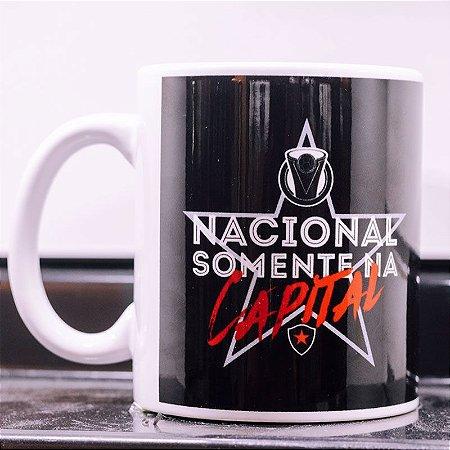 Caneca Porcelana Nacional Somente na Capital