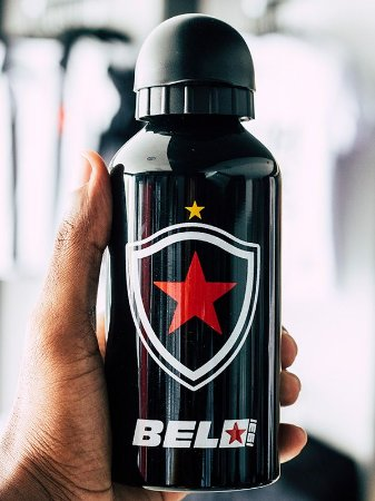 Squeeze Bottle Botafogo PB 400ml