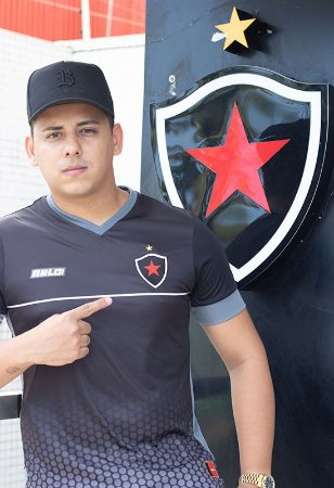 Camisa Concentração Técnica Belo1931 Botafogo PB