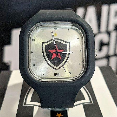 Relógio Oficial Botafogo PB Escudo Slim Moov